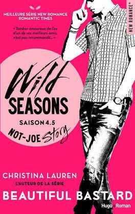 Couverture du livre : Wild Seasons, Tome 4.5 : Not-Joe story