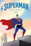 couverture Superman Aventures, Tome 1