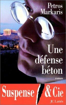 Couverture du livre : Une défense béton