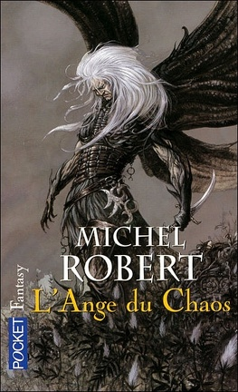 Couverture du livre : L'Agent des ombres, Tome 1 : L'Ange du Chaos