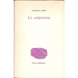 Couverture du livre : Le colporteur