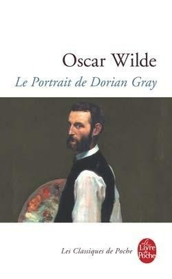 Couverture du livre : Le Portrait de Dorian Gray
