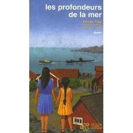 Couverture du livre : Les Profondeurs de la mer