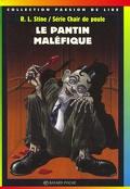 Chair de poule, tome 14 : Le Pantin maléfique