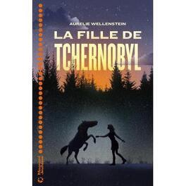 Couverture du livre : La fille de Tchernobyl