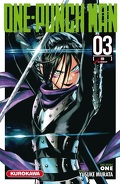 One-Punch Man, Tome 3