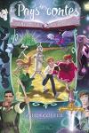 couverture Le Pays des contes, Tome 4 : Au-delà des royaumes