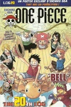 couverture One Piece: The Twentieth Log
