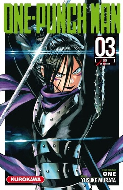 Couverture de One-Punch Man, Tome 3
