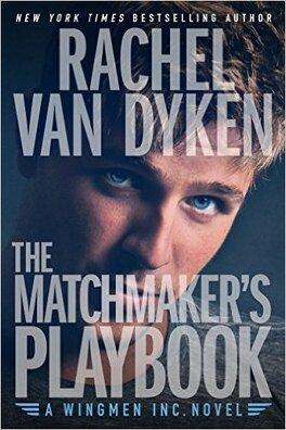 Couverture du livre : Wingmen Inc., Tome 1 : The Matchmaker's Playbook