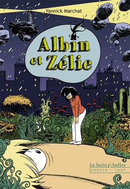 Couverture du livre : Albin et Zélie