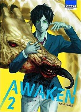 Couverture du livre : Awaken, Tome 2