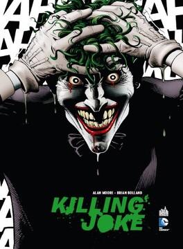 Couverture du livre : Batman : Killing Joke