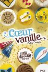 couverture Les Filles au chocolat, Tome 5 : Cœur vanille