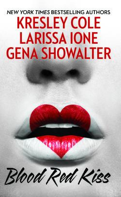Couverture du livre : Blood Red Kiss