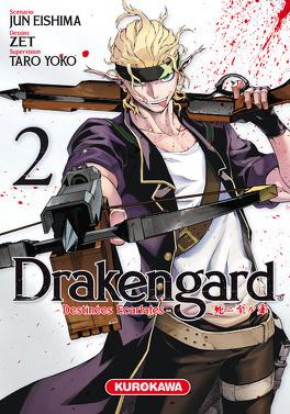 Couverture du livre : Drakengard, Tome 2