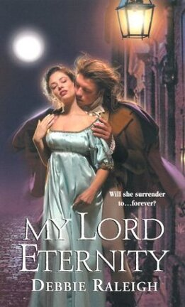 Couverture du livre : Immortal Rogues, tome 2: My Lord Eternity
