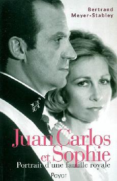 Couverture du livre : Juan Carlos et Sophie