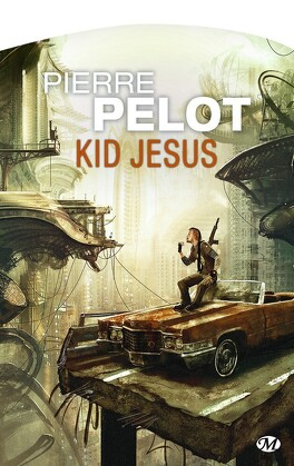 Couverture du livre : Kid Jésus