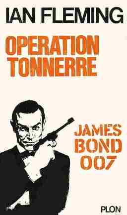 Couverture du livre : Opération Tonnerre