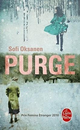 Couverture du livre : Purge