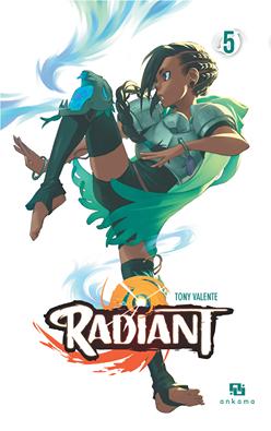 Couverture du livre : Radiant, Tome 5