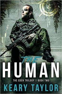 Couverture du livre : The Eden Trilogy, Tome 2 : The Human
