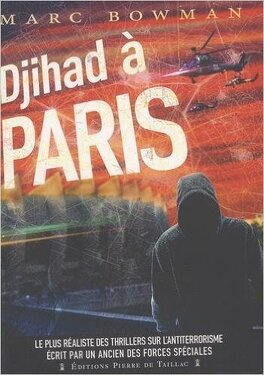 Couverture du livre : Djihad à Paris