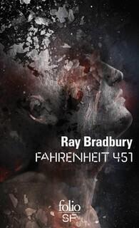 Couverture de Fahrenheit 451