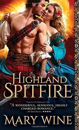 Couverture du livre : Highland Weddings, Tome 1 : Highland Spitfire