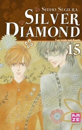 Couverture du livre : Silver Diamond, Tome 15
