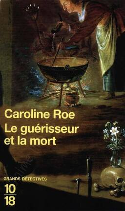 Couverture du livre : Le Guérisseur et la Mort