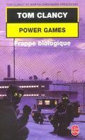 Power Games, Tome 4 : Frappe biologique