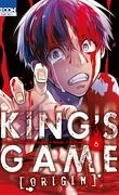 King's Game Origin, Tome 6