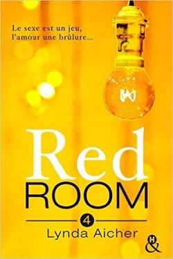 Couverture de Red Room, tome 4 : Tu apprivoiseras l'inconnu