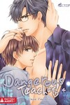 couverture Dangerous Teacher, Tome 4