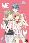 couverture Me, Myself & Him, tome 2