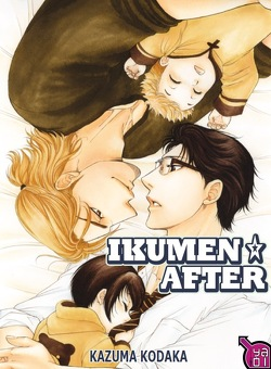 Couverture de Ikumen After, tome 1