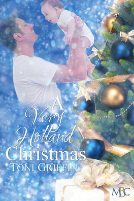 Couverture du livre : Les frères Holland, Tome 5 : A Very Holland Christmas