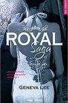 couverture Royal Saga, Tome 3 : Couronne-moi