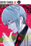 couverture Tokyo Ghoul:re, tome 4