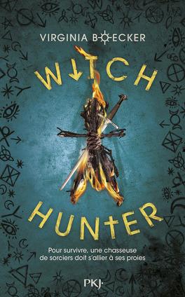 Couverture du livre : The Witch Hunter, Tome 1