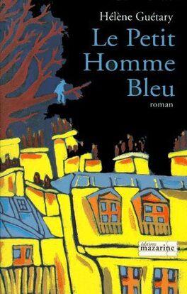 Couverture du livre : Le petit homme bleu