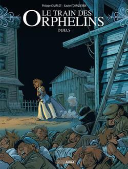 Couverture de Le train des orphelins, tome 6 : Le duel