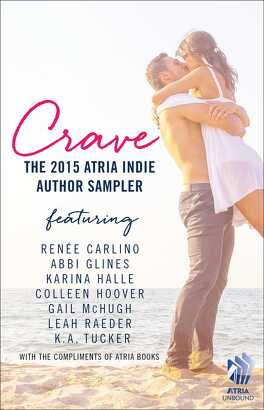 Couverture du livre : Crave: The 2015 Atria Indie Author Sampler