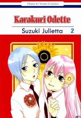 Couverture du livre : Karakuri Odette, Tome 2