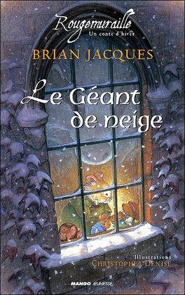 Couverture du livre : Le Géant de neige