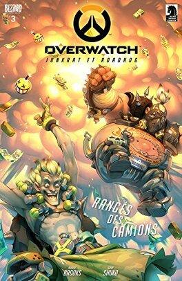 Couverture du livre : Overwatch, Tome 3