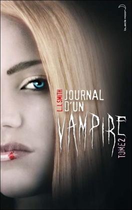 Couverture du livre : Journal d'un vampire, Tome 2 : Les Ténèbres