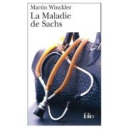 Couverture du livre : La maladie de Sachs